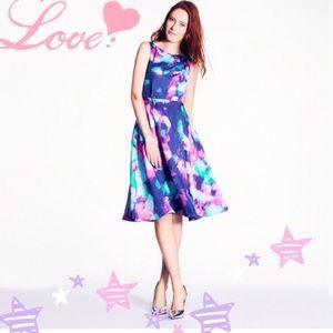Kate Spade New York Olivia Floral-Print Dress